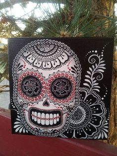 Day Of The Dead by Becca on Etsy