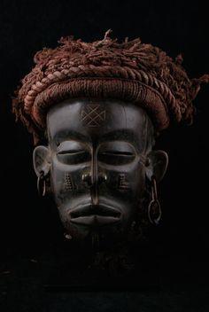 Masque Chokwe ***