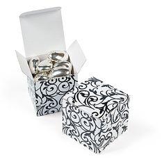 Black & White Gift Boxes - OrientalTrading.com