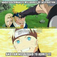 I'm not afraid to admit it