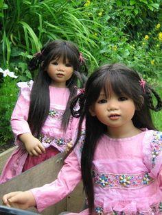 Setina-Zwillinge