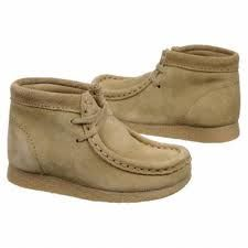 Wallabees- this are my fav. I wish I still had mine. They are a pain in the #*! To order