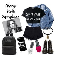 """""""Margo Roth Spiegelman"""" by lolcoholic on Polyvore"""