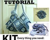 Recycled Denim Camera Phone or IPOD Case Tutorial by ljeans
