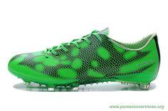 1520e4e76f Futsal Shoes Mens GREEN FG ADIDAS ADIZERO F50