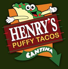 (Henry's) Puffy Tacos is what San Antonio is known for! San Antonio Restaurants, Great Restaurants, Puffy Tacos, San Antonio Food, Texas Travel, Places To Eat, Road Trip, Homemade, Fun
