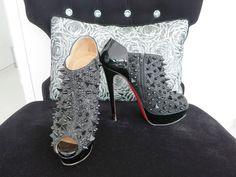 Increíbles zapatos Christian Louboutin | Moda 2014