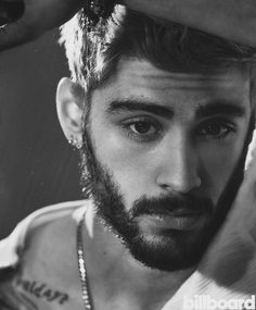 zayn malik for billboard - january 2016