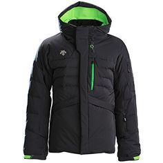 Descente D5-3351 Mens Kodiak Insulated Jacket
