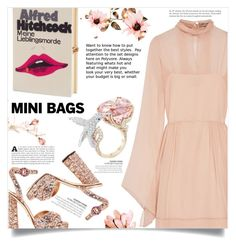 """""""So Cute: Mini Bags"""" by dolly-valkyrie ❤ liked on Polyvore featuring Dolce&Gabbana, Emilio Pucci, Olympia Le-Tan and minibags"""