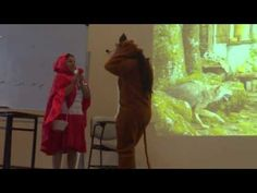 La fiaba corporea di Helga Dentale, Metodo Teatro in Gioco® - YouTube