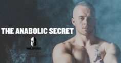 "TIP OF THE DAY: The Anabolic Secret!  If you've heard the term ""anabolic"" before, you'll know how misused and misunderstood it is. This term simply describes regeneration of muscle tissues, meaning recovery and growth.  #MrSport details how we can increase anabolism and burn more fat whilst building more muscle."