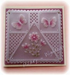 Vellum Crafts, Vellum Paper, Paper Cards, Parchment Cards, Bird Boxes, Crafts To Make, Gift Tags, Birthday Cards, Projects To Try