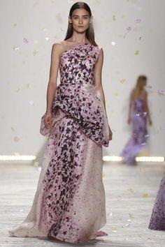 Monique Lhuillier Ready To Wear Spring Summer 2015 New York