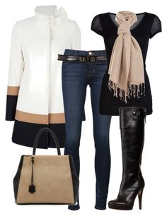 Untitled #148 by chloe-604 on Polyvore featuring polyvore, fashion, style, Diesel Black Gold, Il Sogno Nel Taschino, J Brand, Mai Piu Senza, Miss Selfridge, Karen Millen and clothing