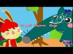 """Conte """"Le petit chaperon rouge """" - Histoire pour enfants en français"""