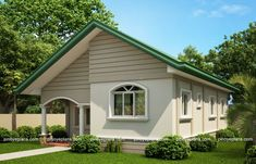 Beautiful small house designs you can use as you plan to build your own house. This article is filed under: Small Cottage Designs, Small Home Design, Small House Design Plans, Small House Design Inside, Small House Architecture Simple Bungalow House Designs, Small Cottage Designs, Bungalow Haus Design, Small Bungalow, Simple House, House Design Photos, Small House Design, Modern House Design, Beautiful Small Homes