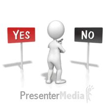 A Choice To Make PowerPoint Animation