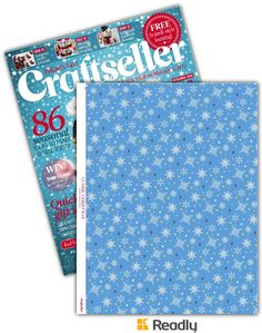 Suggestion about Craftseller Xmas 2015 page 55
