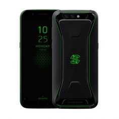 Xiaomi Black Shark Gaming Smartphone Snapdragon 845 chipset with Adreno 630 GPU RAM with BlackShark Gamepad Android on Nextbuying Best Mobile Phone, All Mobile Phones, Best Cell Phone, Best Smartphone, Usb, Iphone 3gs, Sistema Android, Carte Sd, Smartphones For Sale