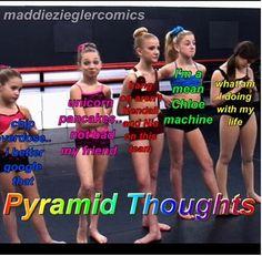 Dance Moms Chloe, Dance Moms Funny, Dance Moms Facts, Dance Moms Dancers, Dance Mums, Dance Moms Girls, Mom Jokes, Mom Humor, Dance Moms Pyramid