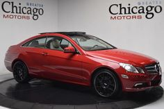 Vehicle details - 2011 Mercedes-Benz 2011 Mercedes E350 Coupe at Greater Chicago Motors Chicago - Greater Chicago Motors