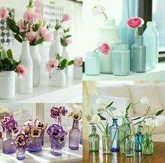 Diy glass bottles