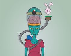 """Check out new work on my @Behance portfolio: """"Mutant""""…"""