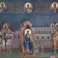 Byzantine Icons, Orthodox Icons, Fresco, Painting, Art, Catholic Saints, Art Background, Fresh, Painting Art
