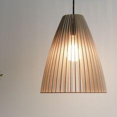 IUMI STECKDESIGN Lampe TEIA | selekkt.com Vintage Lamps, Laser Cutting, Cnc, Ceiling Lights, Lighting, Design, Home Decor, Light Fixtures, Asylum