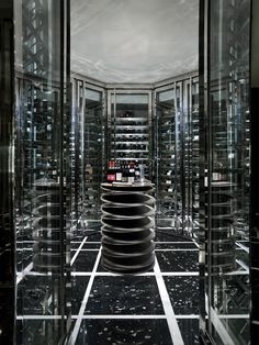 St. Regis Bal Harbour Resort - Miami Beach, FL,... | Luxury Accommodations.....Wine Room