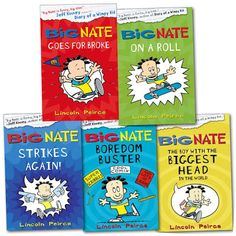 Lincoln Peirce's Nate series falls in the Guy-Friendly category.   Illustrated, the books follow the adventures of 6th Grader, Nate Wright.  These books consistently get high marks by readers at GoodReads. [[BIG NATE AND FRIENDS - 4.37 Stars from 740 GoodReaders :: BIG NATE OUT LOUD - 4.31 Stars from 1,111 GoodReaders ]]  These  books are at the 2nd & 3rd Grade Reading level BUT are for Middle-Graders.