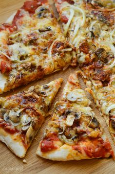 Vegetable Pizza, Nutella, Cheese, Vegetables, Recipes, Food, Vegetable Recipes, Eten, Veggie Food