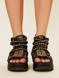 Jeffrey Campbell Finley Studded Sandal