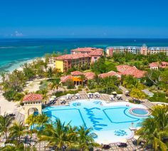 Sandals Whitehouse European Village & Spa: Aerial view of Sandals Whitehouse European Villa & Spa Us Honeymoon Destinations, Jamaica Honeymoon, Jamaica Resorts, Jamaica Travel, Negril Jamaica, Inclusive Resorts, Montego Bay, Mexico Vacation, Vacation Trips
