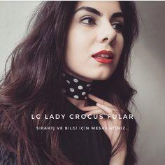 Lc lady crocus fular Sipariş  ve bilgi için instagramdan ulaşabilirsiniz  https://www.instagram.com/?hl=tr