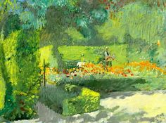 Art Collection, bofransson:   Cuno Amiet