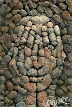 Garden art diy stone pebble mosaic 39 ideas for 2019 Pebble Mosaic, Pebble Art, Mosaic Art, Mosaic Rocks, Mosaic Mirrors, Pebble Stone, Stone Mosaic, Stone Crafts, Rock Crafts
