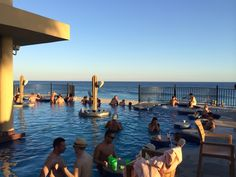 Riu Santa Fe - Cabo San Lucas - the swim-up bar we most frequented.