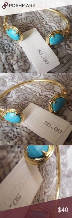 Kendra Scott Andy Gold Bangle Bracelet Kendra Scott Andy Gold Bangle Bracelet Kendra Scott Jewelry Bracelets