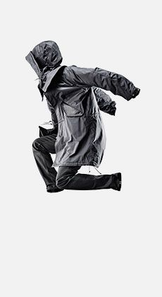 4b1774e6ced Newson s take on traditional outerwear translated into smart weather-proof  solutions G Star Raw Style