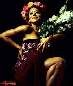 Lila Downs, she has an amazing voice