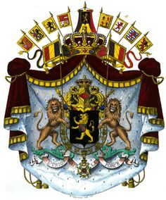 Category:Coats of arms of the Royal Family of Belgium Medieval, Cosmic Art, Black Books, Chivalry, Empire Style, European History, Crests, Dark Fashion, Coat Of Arms