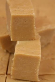 Easy Peanut Butter Fudge - My Granny used to make Peanut Butter Fudge. Scrumptious. I think I have her recipe somewhere, but just in case....