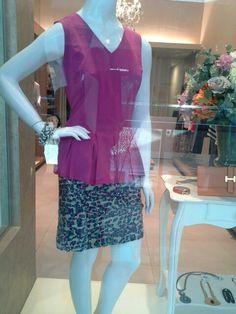 Drix Moda & Acessórios - loja Shopping Bosque dos Ipês #spring #fashion #colortrend #party #nigth
