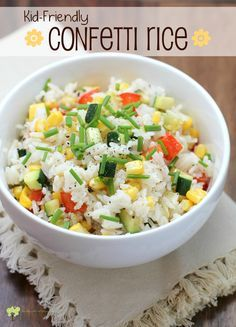 5 must try sanjeev kapoor recipes for kids indian food recipes kid friendly confetti rice toddler food recipesconfetticlean forumfinder Images