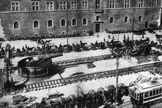 Piazza Venezia 1918