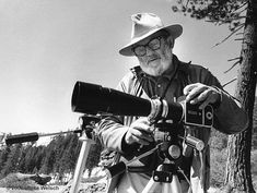 This was the Ansel Adams I knew in 1972 when I was at his Summer Workshop. Dan