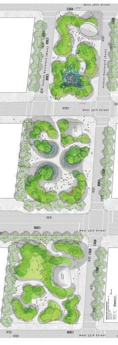 Hudson Park & Boulevard Block#1.2.3: