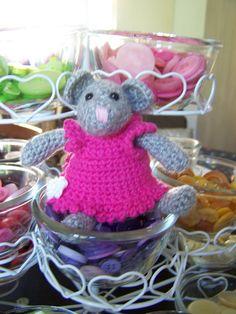 lovely mouse by Nancy